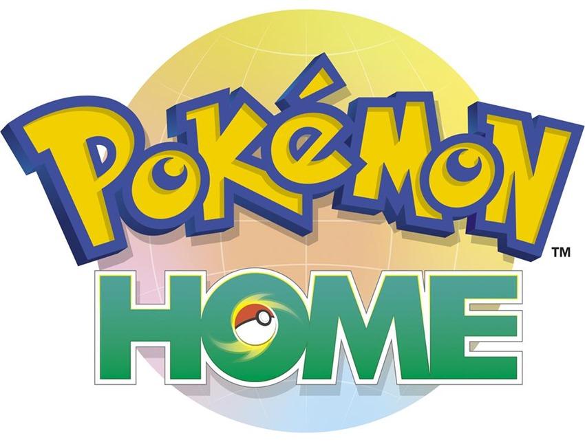Pokémon HOME Logo