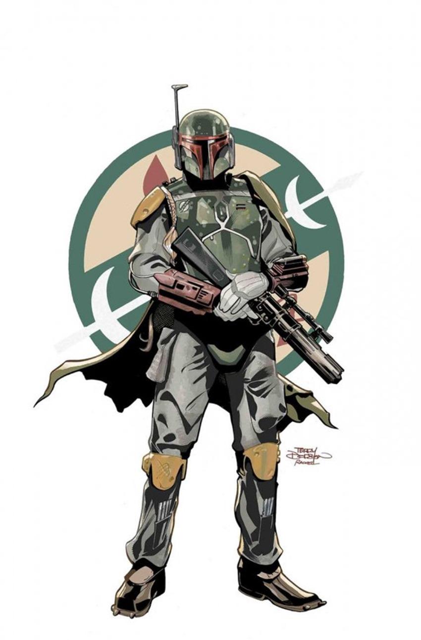Star Wars Age of Rebellion - Boba Fett #1