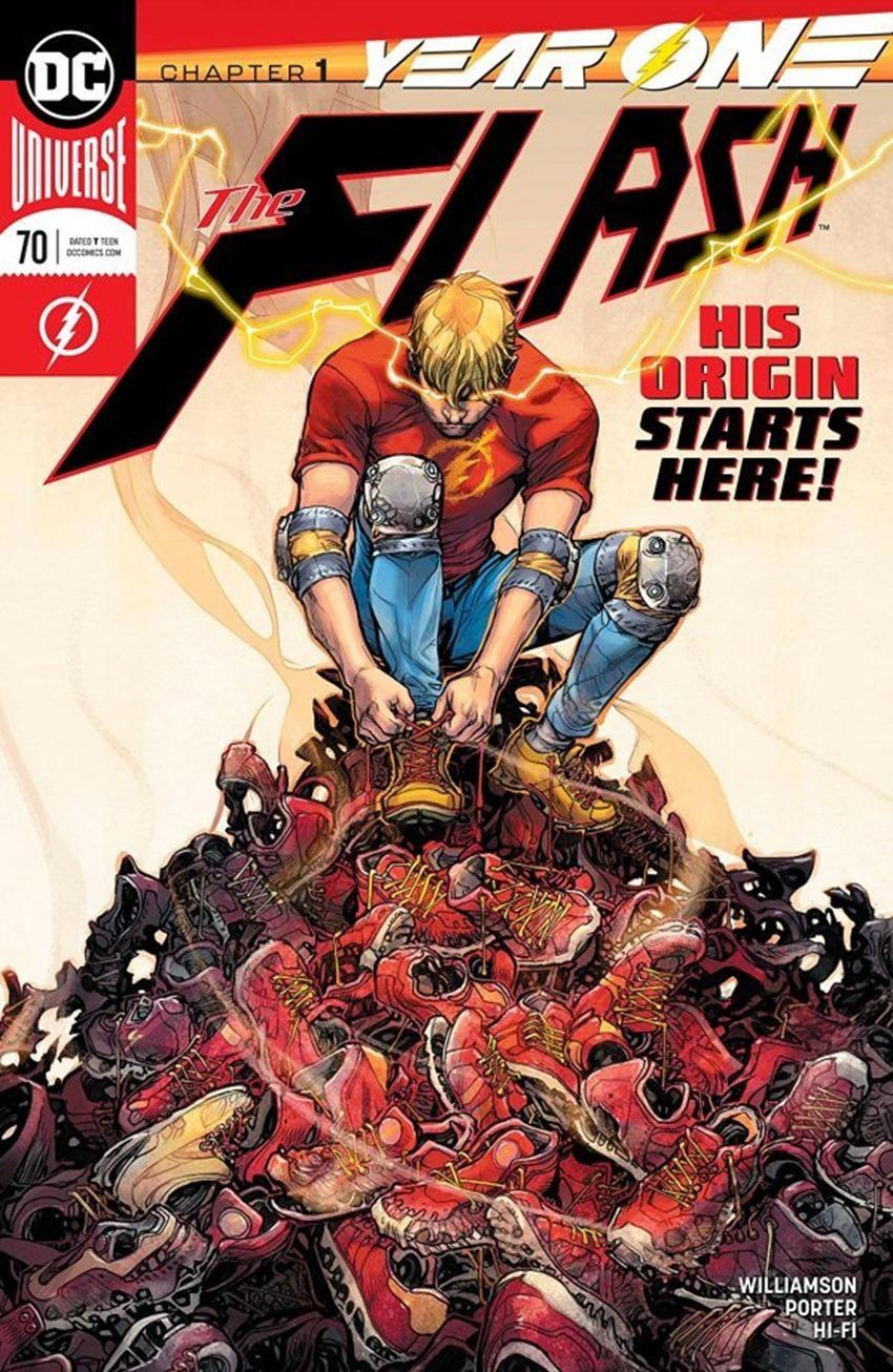 The Flash #70
