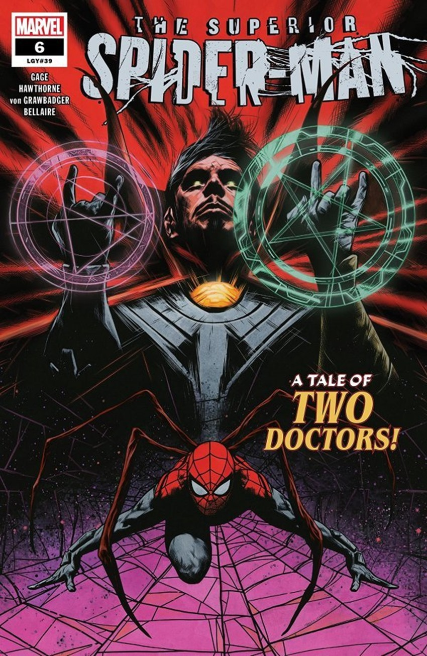 The Superior Spider-Man #6