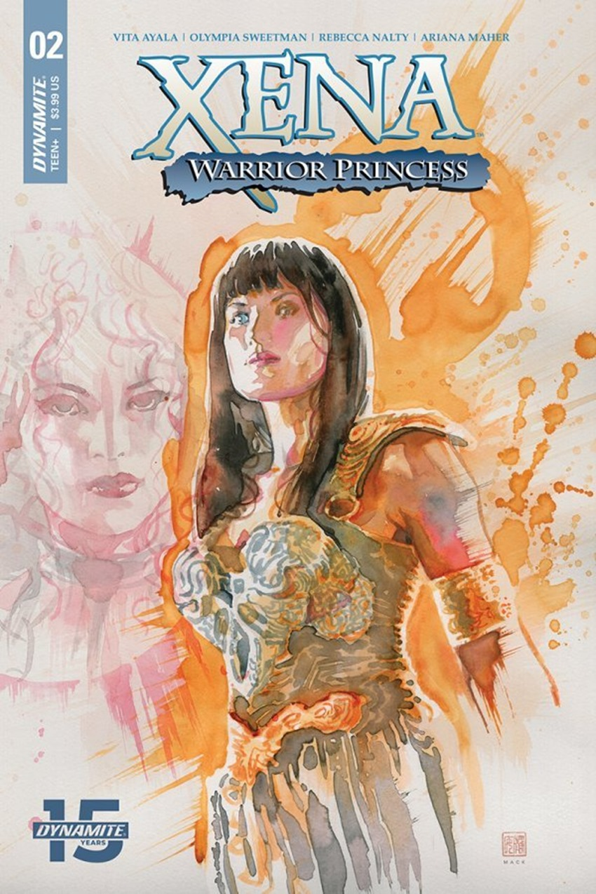 Xena Warrior Princess #2