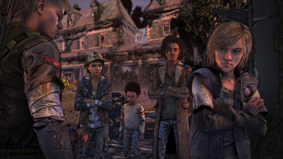 telltale-walking-dead-school-exterior-group-shot