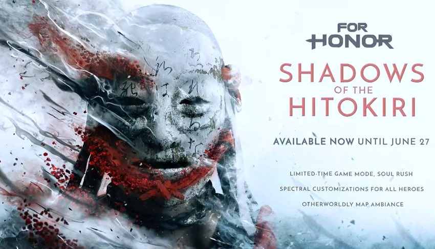 E3 2019 – For Honor gets a new limited event in Shadows of