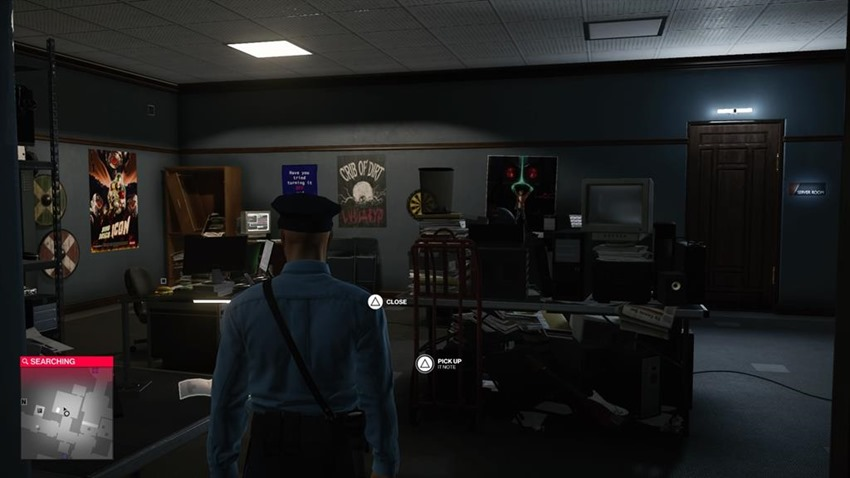 Hitman 2's New York bank stage is lovely to explore but is