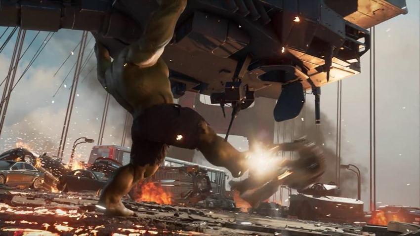 Marvel Avengers (6)