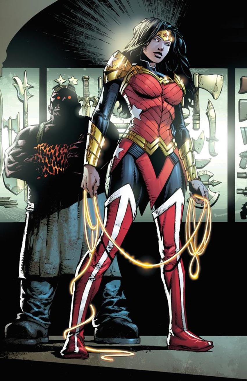 New 52 Wonder Woman