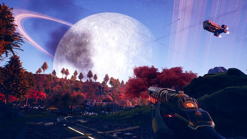 Outer worlds (9)