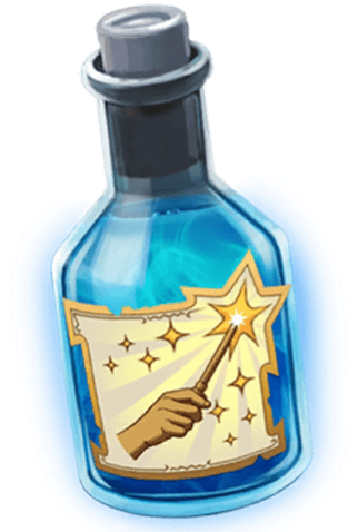 Strong Exstimulo Potion
