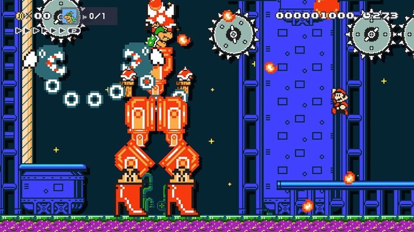 Super Mario Maker 2 (2)