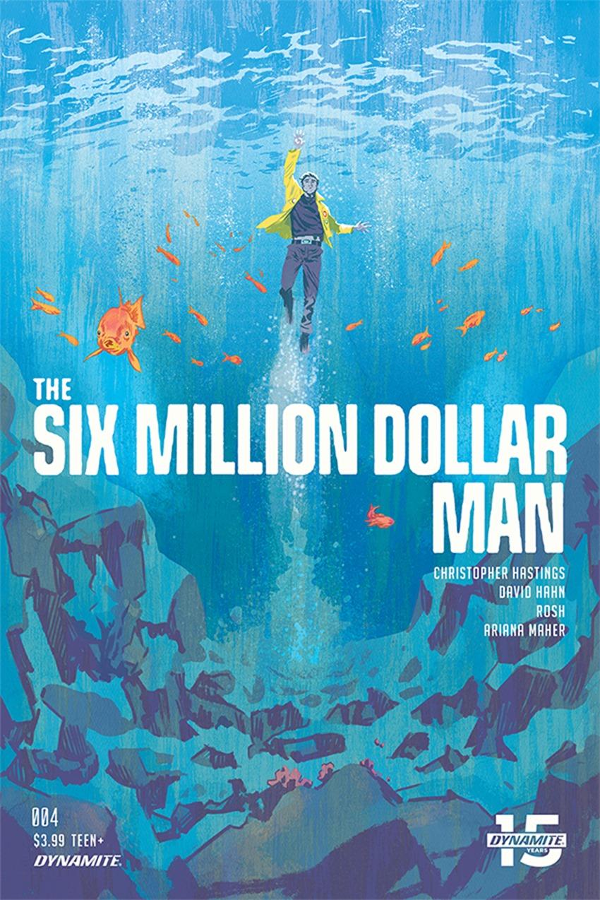 The Six Million Dollar Man #4