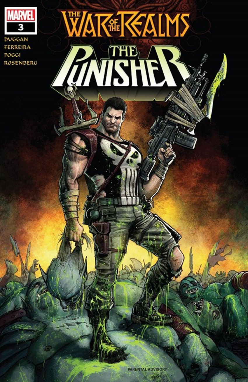 War of the Realms Punisher #3