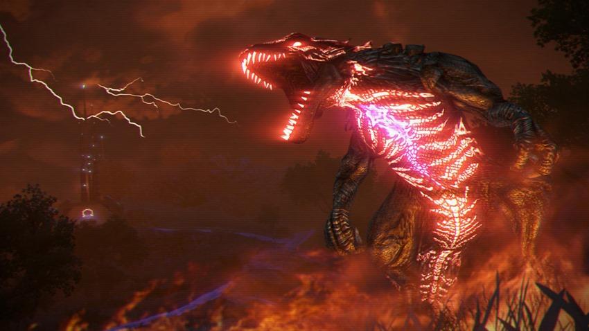 Cyborg Blood Dragon