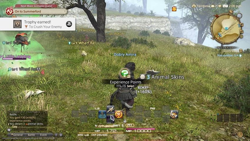 The Final Fantasy XIV: Shadowbringer Diaries – The journey