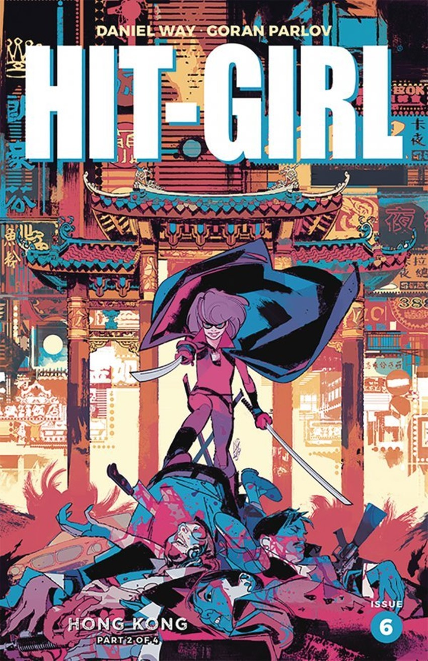 Hit-Girl Season Two #6