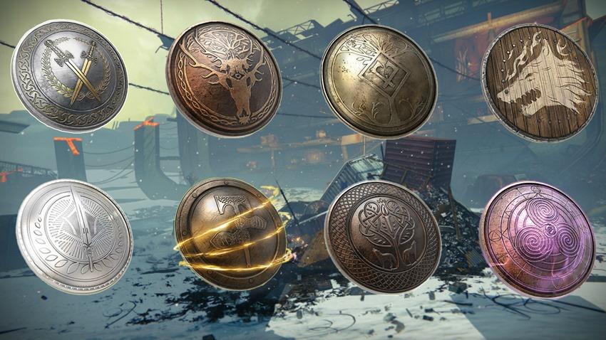 Iron Lord Artifacts