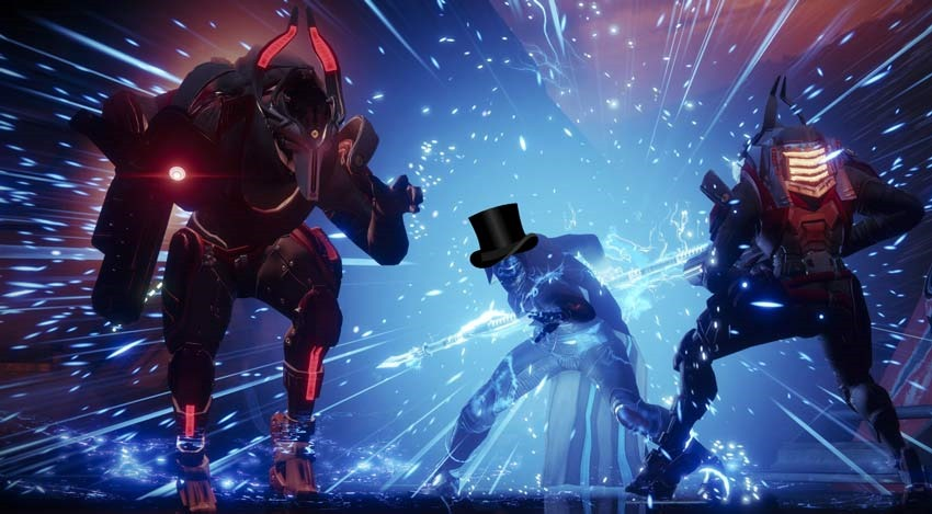 Destiny 2 players are being true gentlemen about a new AFK