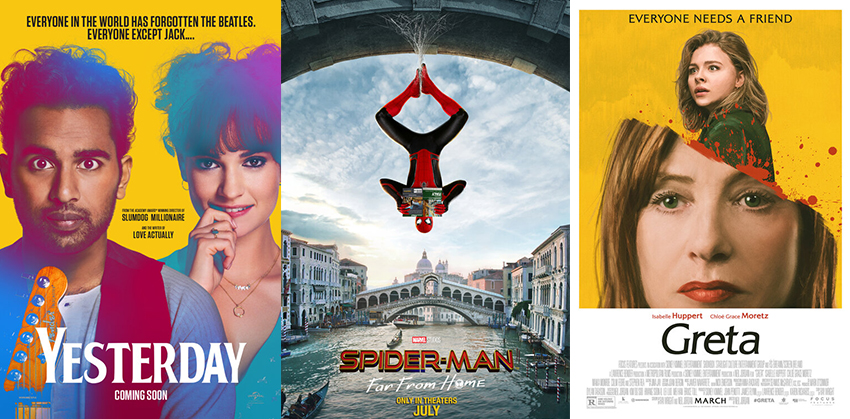 Movies out Today: 05 July 2019 - Critical Hit