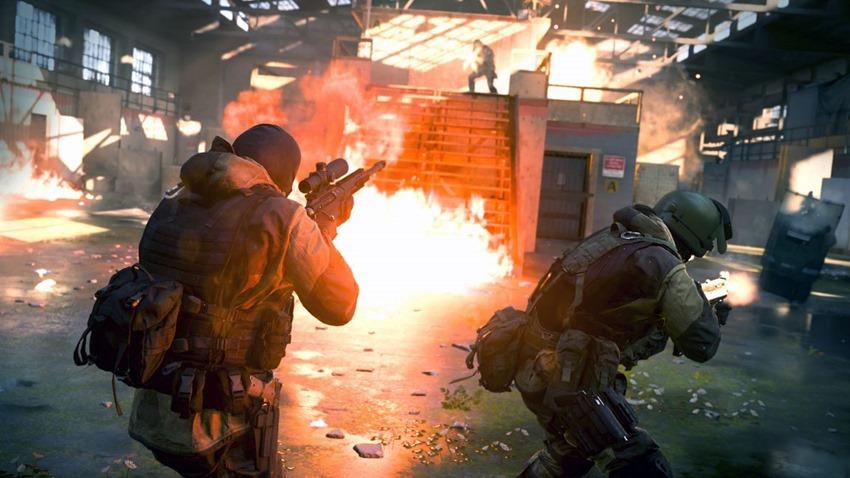 Modern Warfare (1)