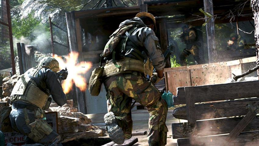 Modern Warfare (2)