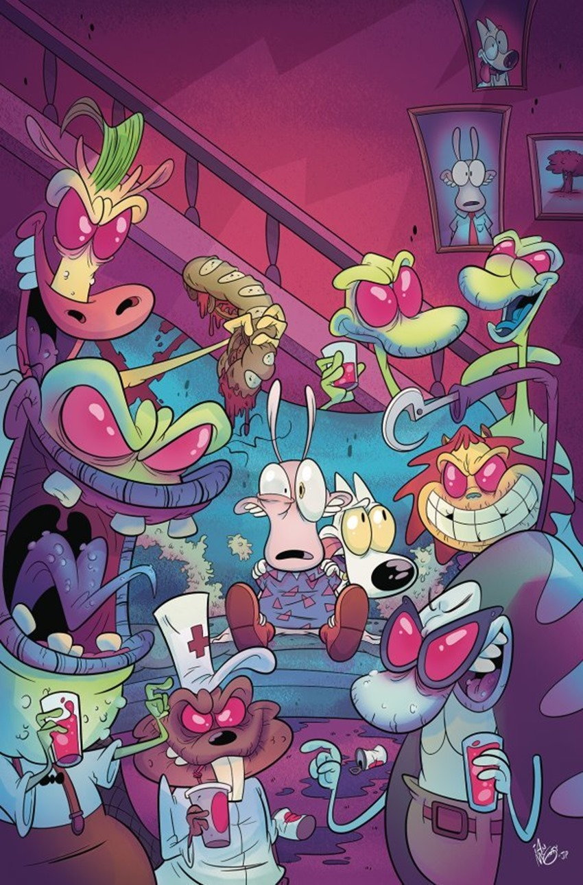 Rocko's Modern Afterlife #4
