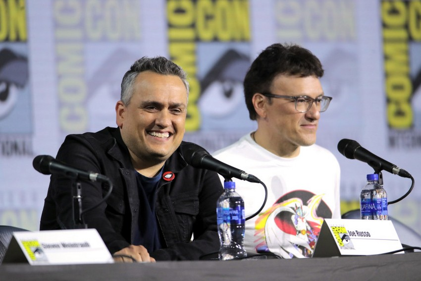 SDCC 2019: The Russo Brothers developing Battle of the