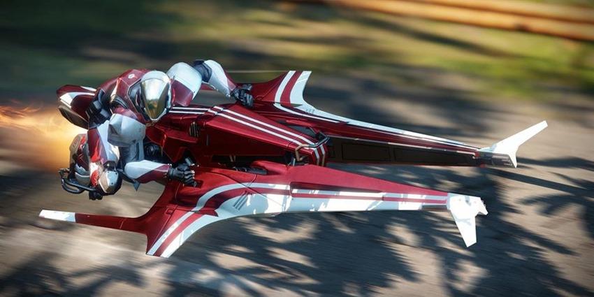 Sparrow Destiny 2