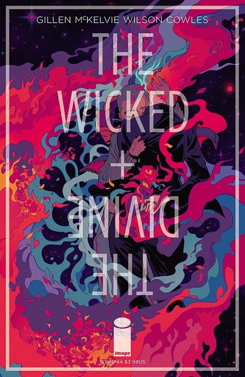 THE WICKED   THE DIVINE #44