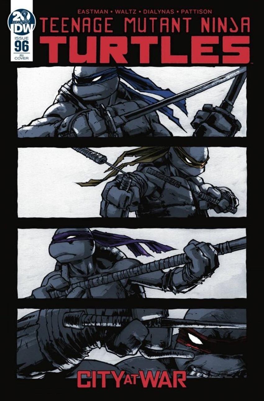 Teenage Mutant Ninja Turtles #96