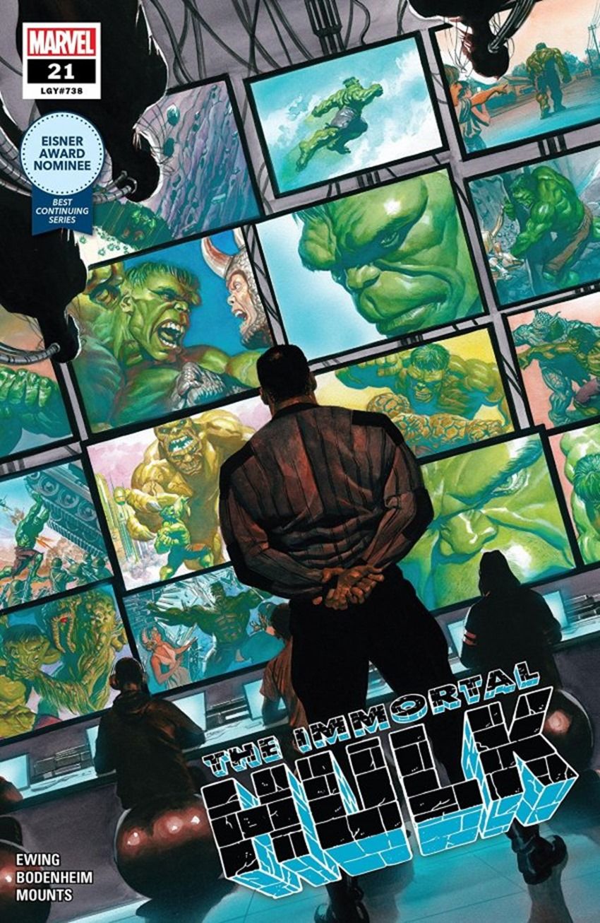 The Immortal Hulk #21
