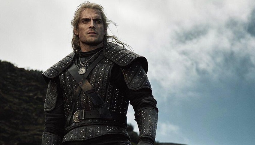 The Witcher trailer is here