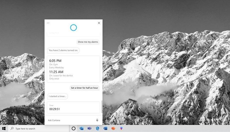 Microsoft unveils new Cortana app for Windows 10 – Critical Hit