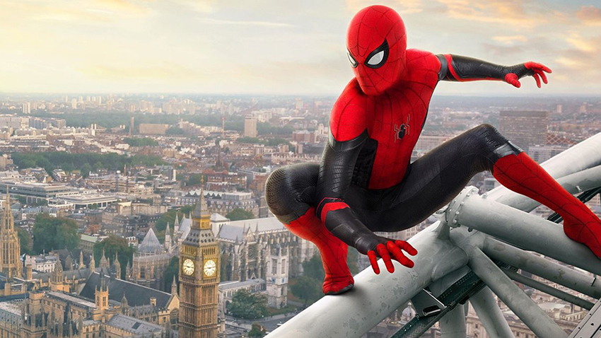 Tom Holland Talks Spider-Man, Celebrity Role Models, And Playing Golf To Cool Off