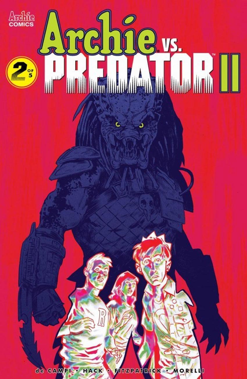Archie Vs Predator II #2