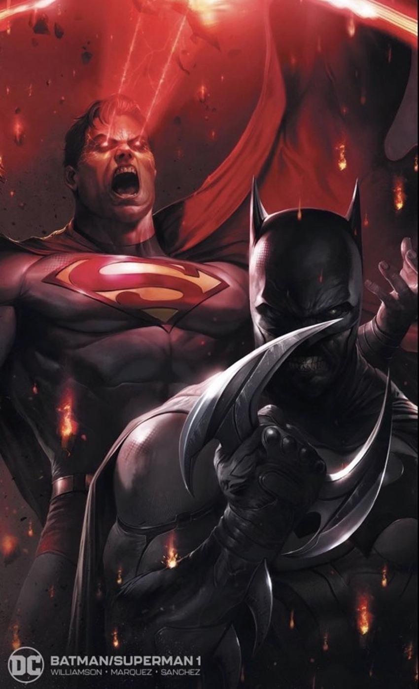 Batman Superman #1
