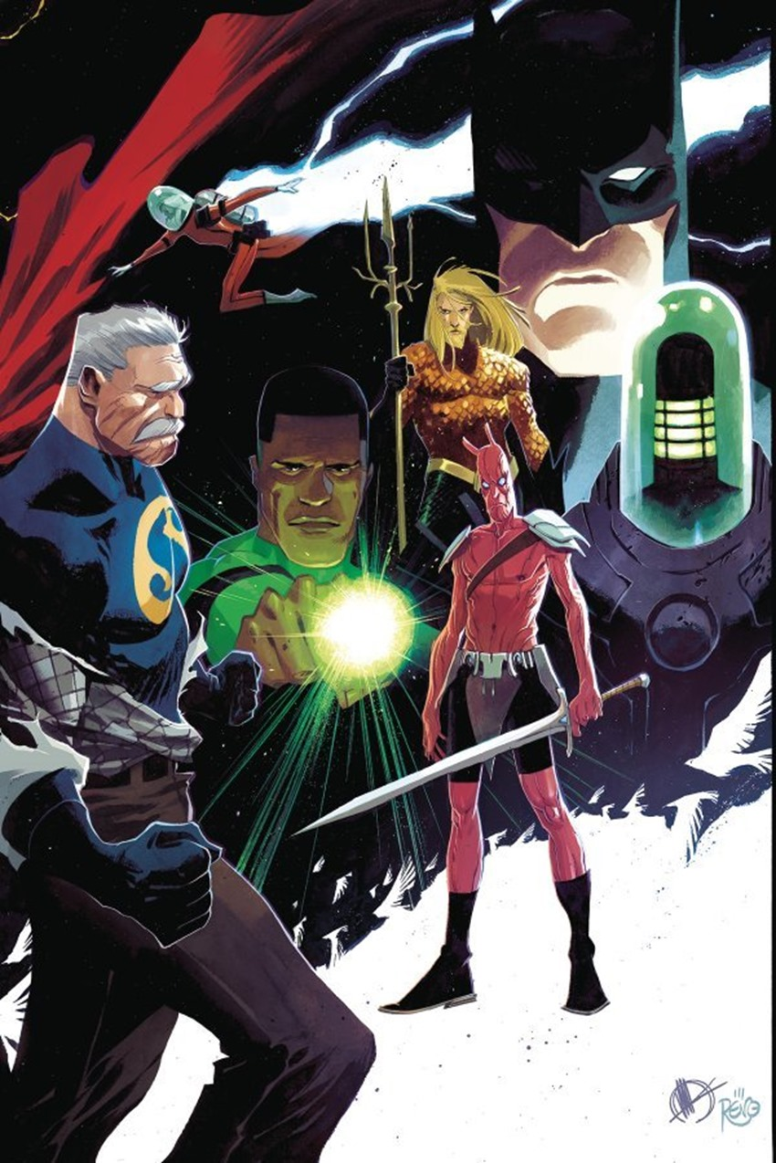 Black Hammer Justice League Hammer of Justice #2