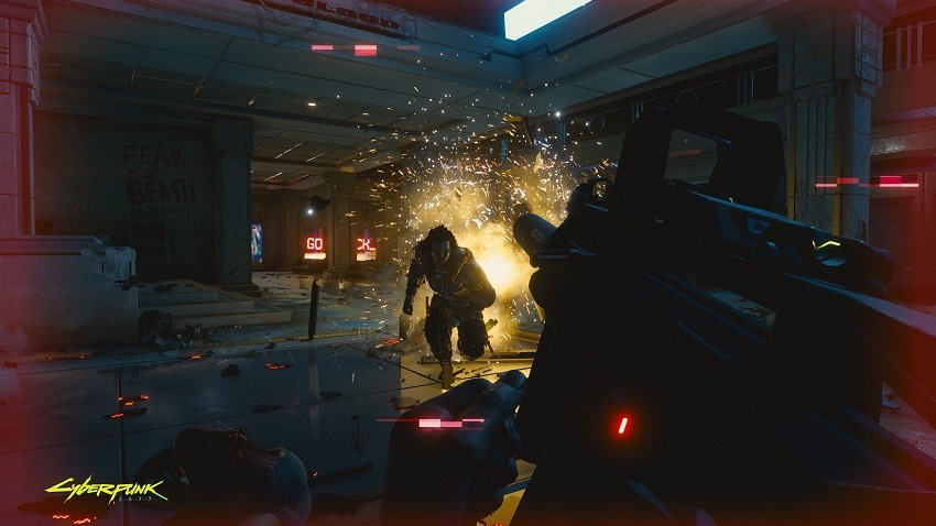 New Cyberpunk 2077 Screenshots Released at Gamescom