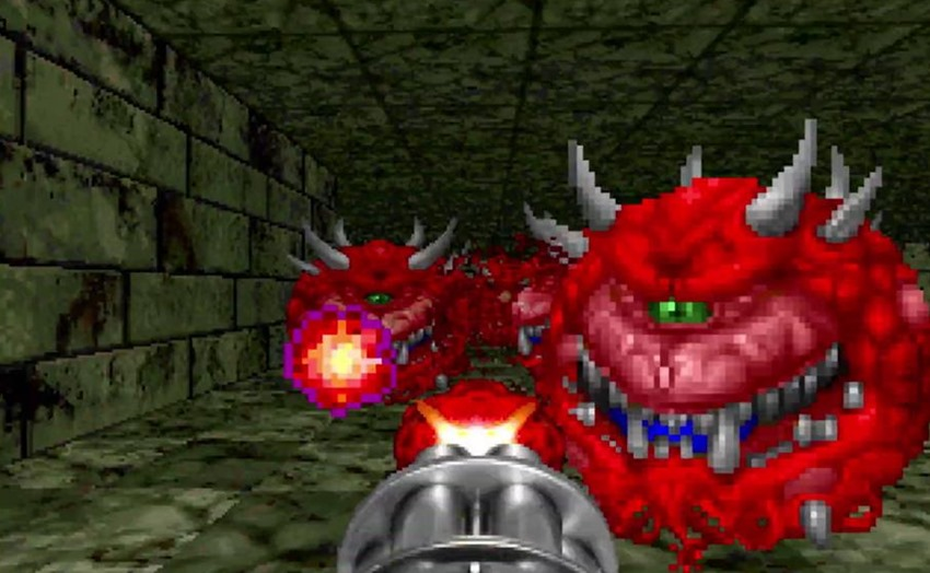 Classic DOOM is still a masterclass of game design and