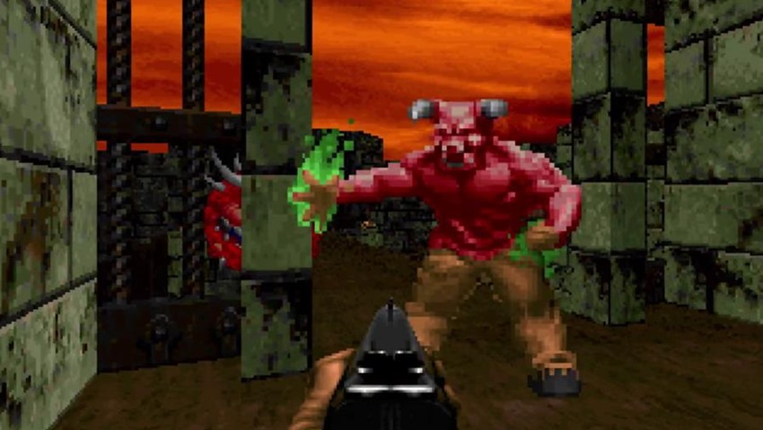 Classic DOOM is still a masterclass of game design and brutal
