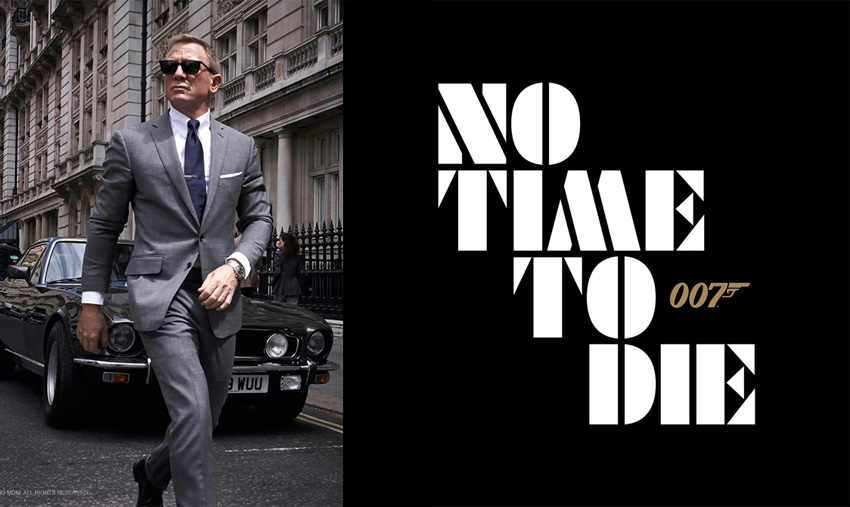 Bond is back! Teaser for new movie trailer released