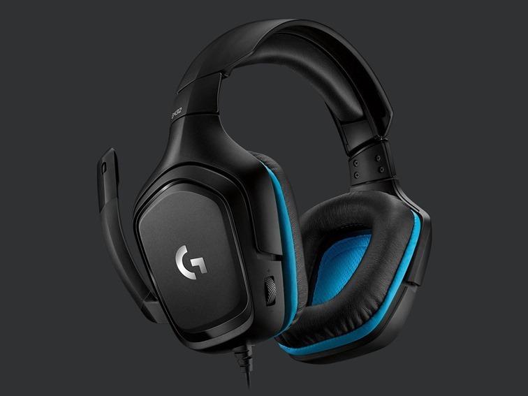 Logitech G432 7 1 Surround headset review – A good budget