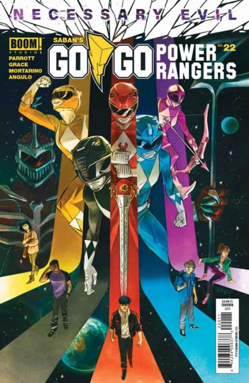 Go Go Power Rangers #2