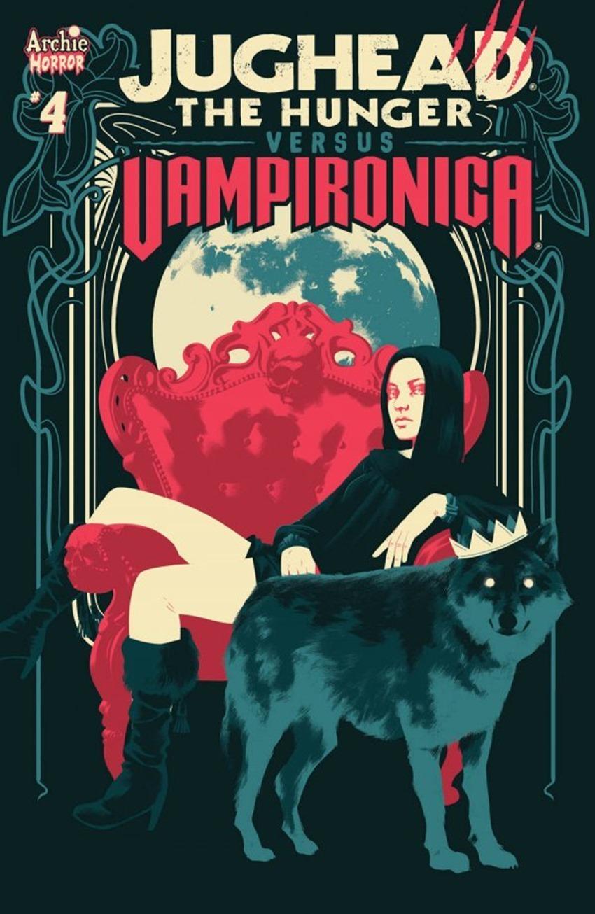 Jughead The Hunger Vs. Vampironica #4