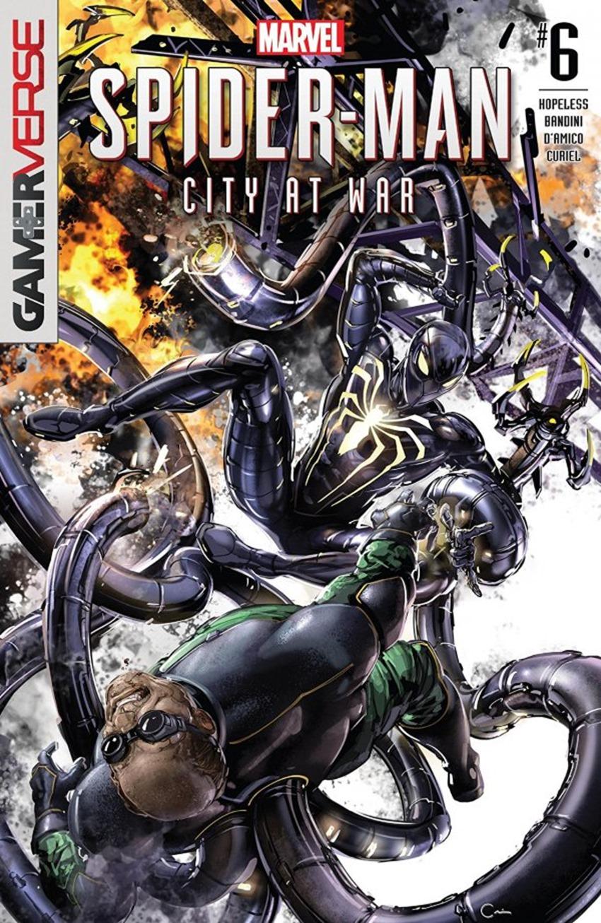 Marvel's Spider-Man City At War #6