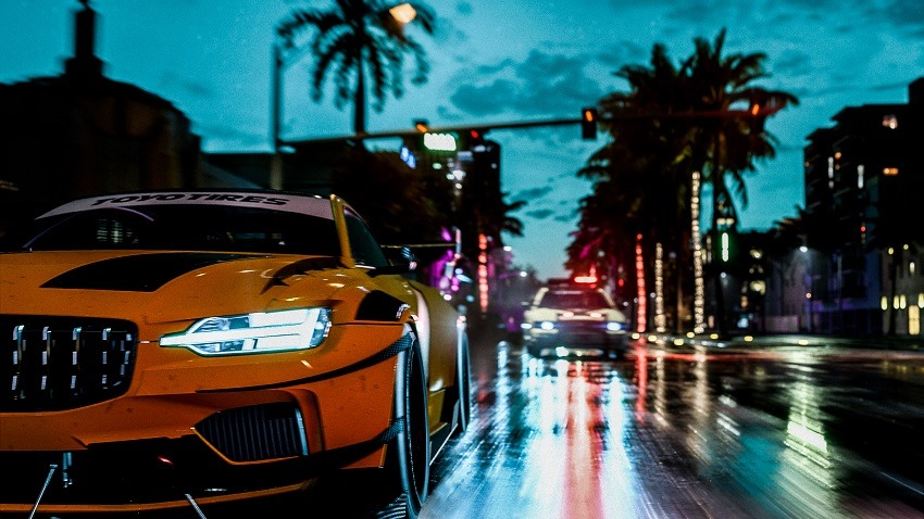 'Need for Speed Heat' Brings Street Racing to Magic City