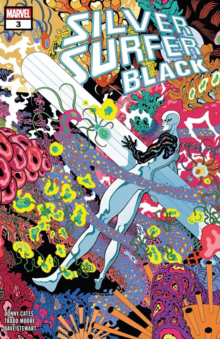 Silver Surfer Black #3