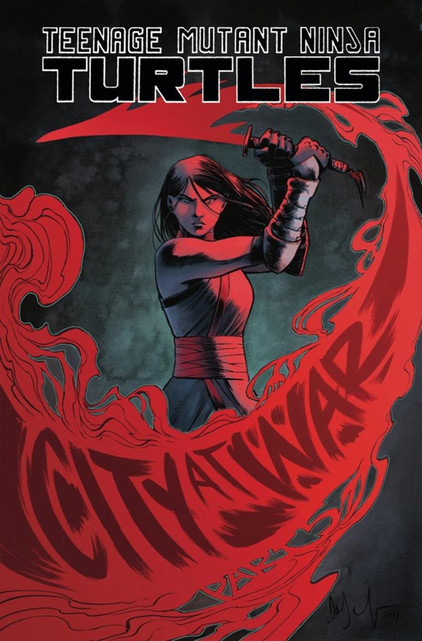 Teenage Mutant Ninja Turtles #97