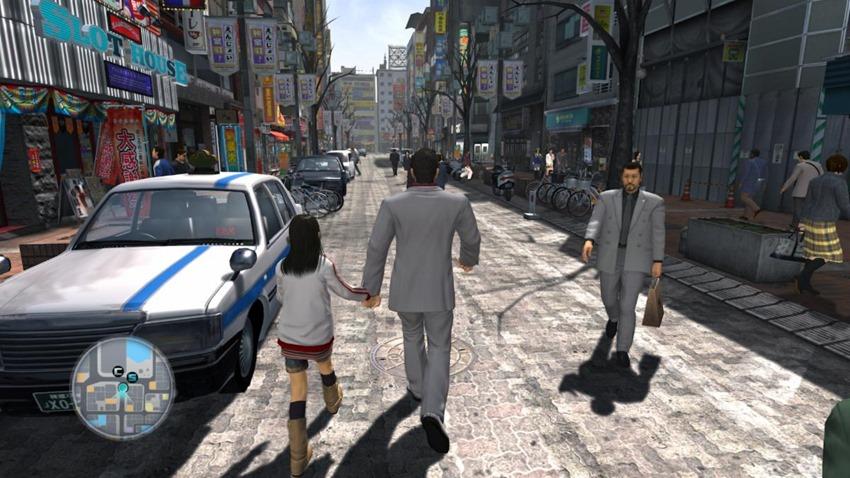 Yakuza (3)
