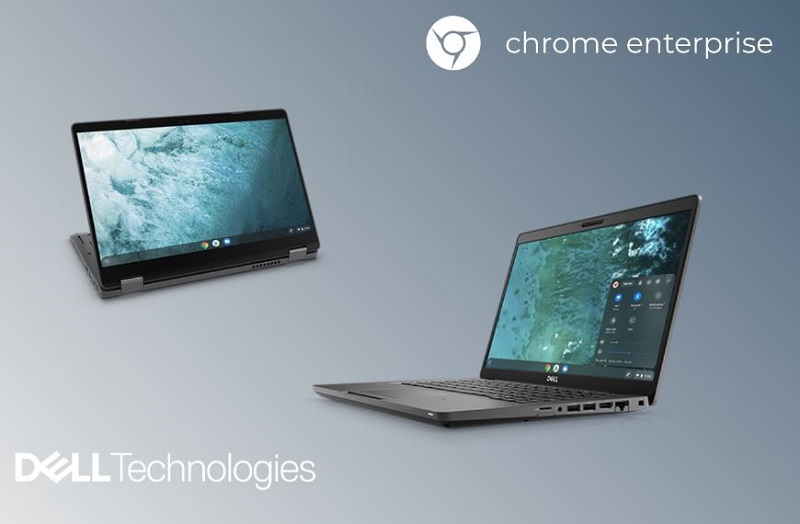Dell and Google team up for a new range of ChromeOS