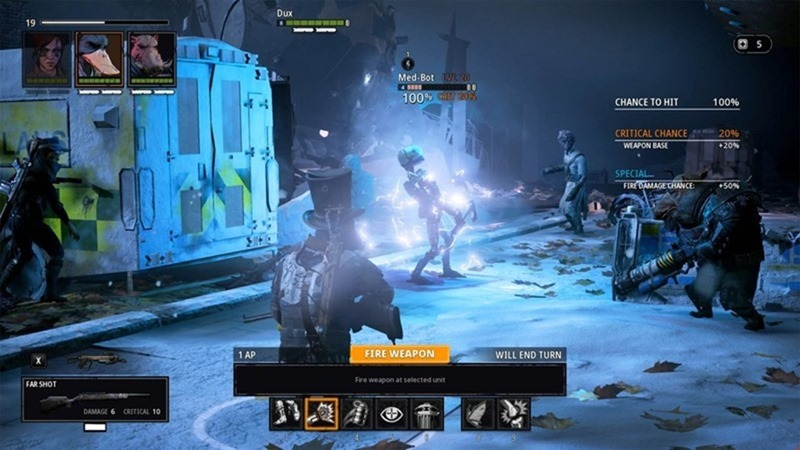 UPDATE: Mutant Year Zero's Day One Seed of Evil patch fixes a lot of
