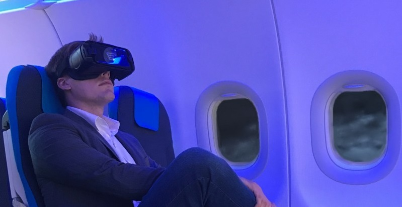 British Airways adds another first-class perk: virtual reality